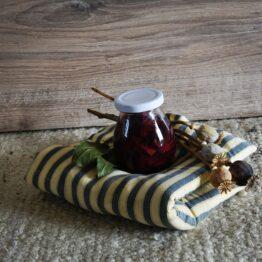 pečený čaj aronie/ostružina
